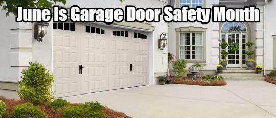 June is Garage Door Safety Month: 7 Safety Tips for Your Garage Door & 7 Safety Tips for Your Garage Door | Delden Garage Blog Pezcame.Com