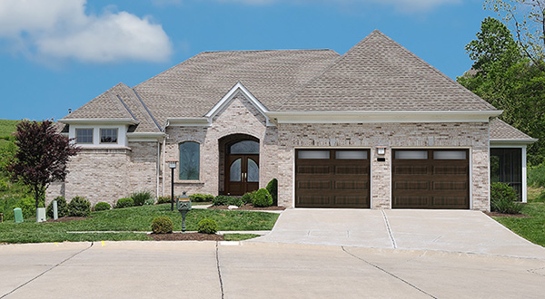 Ovation U0026 Delcraft 138 Collection Residential Garage Doors | MO, KS, IA |  Delden